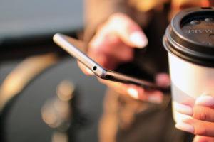 Behavior tracking app
